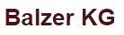 Balzer KG
