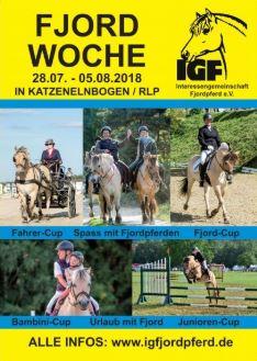 Flyer IGF-Woche